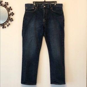 GAP Denim Classic Straight Jean